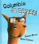 Columbia Sneezes Large by Janeen Brian