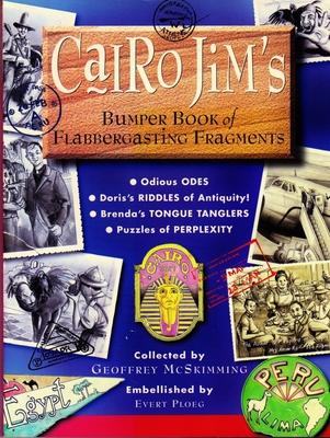 Geoffrey McSkimming cjbumperbook Cairo Jim's