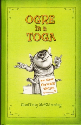 Geoffrey McSkimming ogreinatoga cover