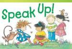 Mark Carthew speak-up-library-bound- Set of 4