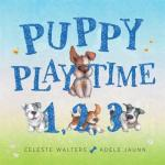 Puppy Playtime Large by Celeste Walters