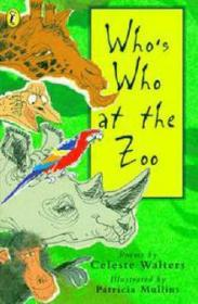 Who's Who at the Zoo Large by Celeste Walters