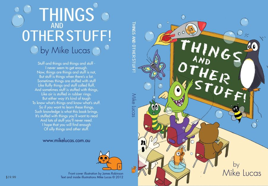 Mike Lucas Things and Other Stuff