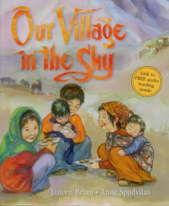 our village in the sky cover 1 1