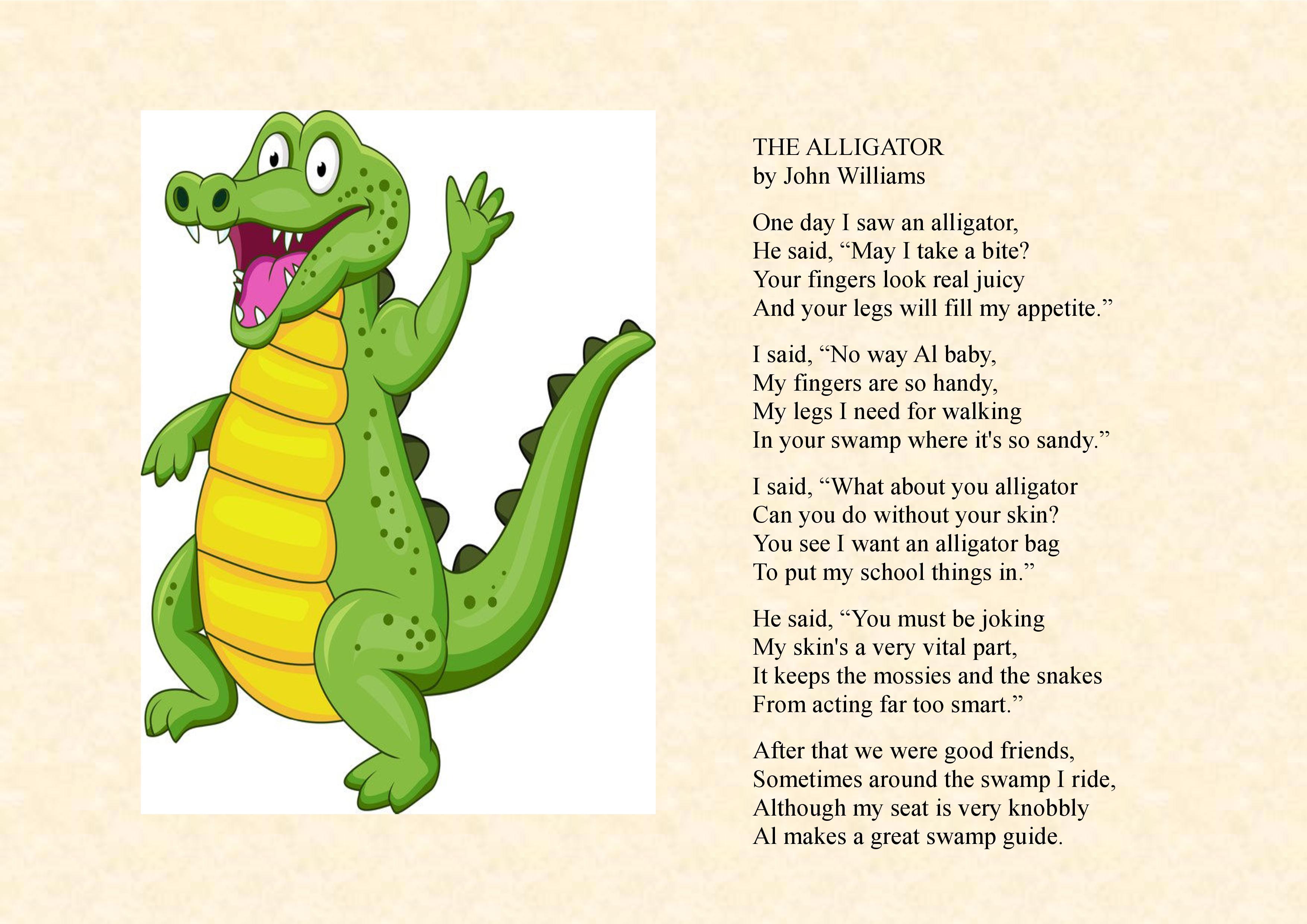 John Williams | Australian Children's Poetry